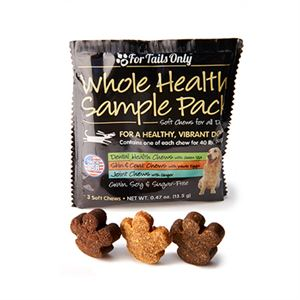 Picture of 50-Pack of 3-in-1 Treat Sample Sachets
